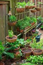 vertical container vegetable gardening