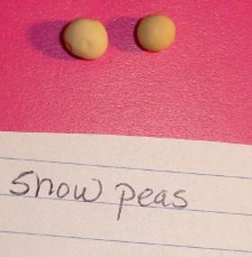 snow pea seeds